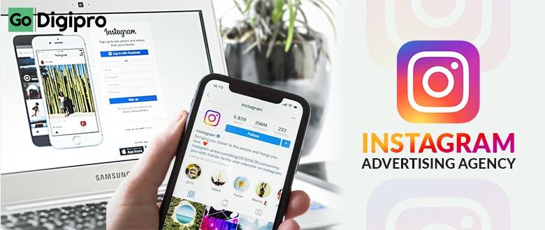 Instagram Advertising Agency in Delhi NCR