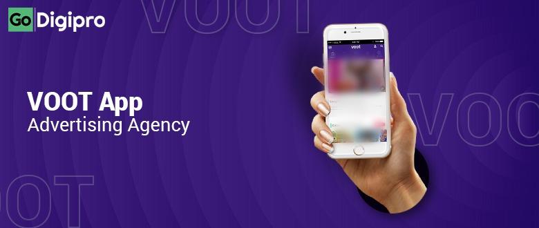 Voot App Advertising Agency in Delhi NCR