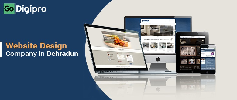 Website Design Company in Dehradun